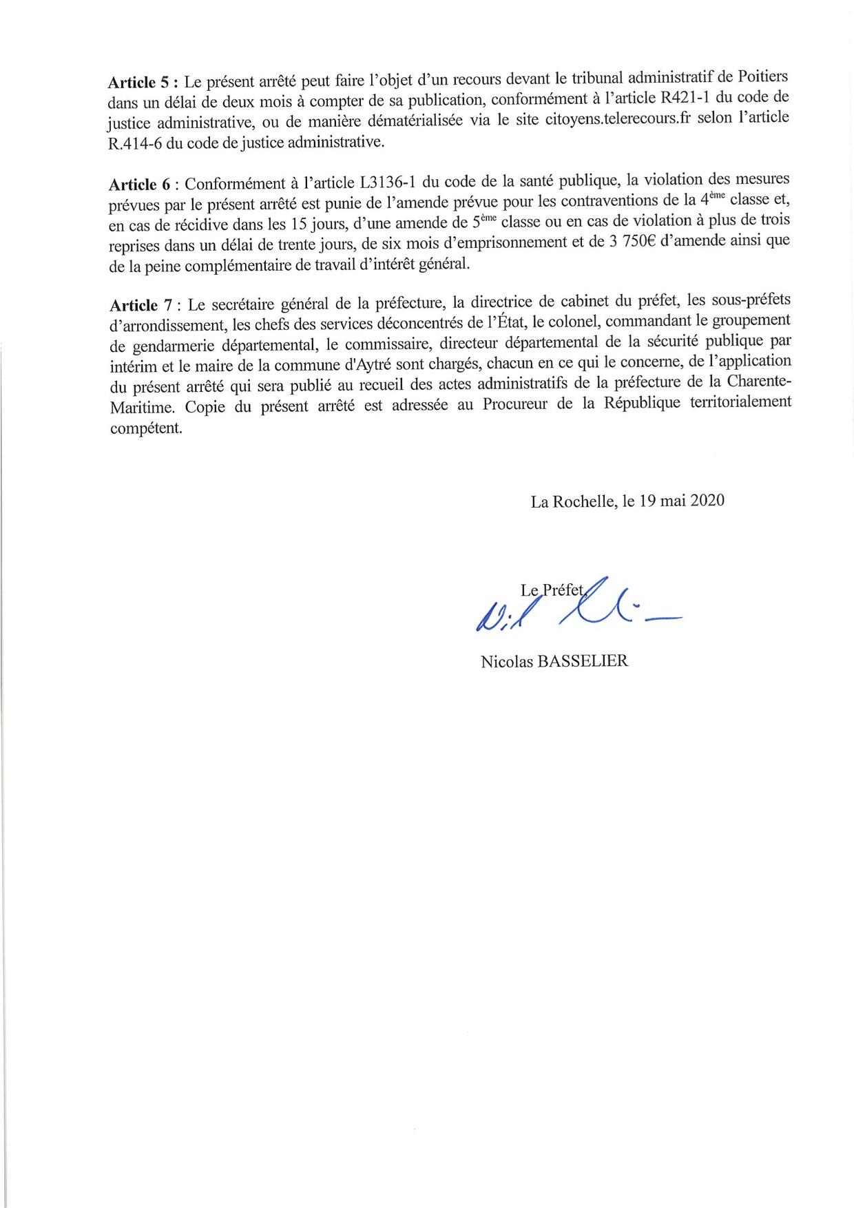 P017-20200519-Derogation ouverture plage-Aytre - page 3